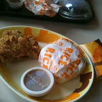 Photo taken at Jollibee by em s. on 7/10/2012