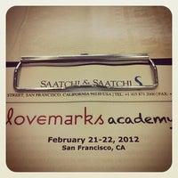 Photo taken at Saatchi & Saatchi S by Erin L. on 2/21/2012
