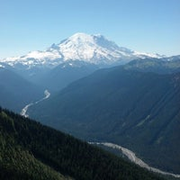 Photo taken at Mount Rainier National Park by askmehfirst on 8/25/2012