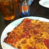 Photo taken at Best Pizza by Megan D. on 3/6/2012