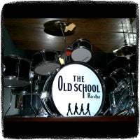Photo taken at Old School Rock Bar by Igor P. on 7/22/2012