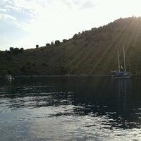 Photo taken at Zeytin Adası by Nurdan Y. on 7/2/2012