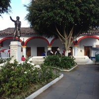 "Photo taken at Parquesito ""Miguel Hidalgo"" by Sache R. on 7/21/2012"