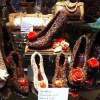 Photo taken at Jordino Chocolateria Desserteria by JacolienK on 3/10/2012