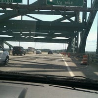 Photo taken at New Hampshire / Maine State Line by Barbara W. on 7/6/2012