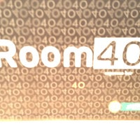 Photo taken at Room 40 by Despoina A. on 5/9/2012