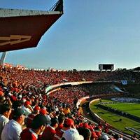Photo taken at Beira-Rio Stadium by Chris F. on 5/20/2012