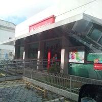 Photo taken at Santander by Chris N. on 5/26/2012
