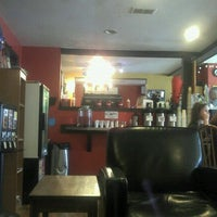 Photo taken at Cannon Mine Coffee by Colorado Card on 3/16/2012