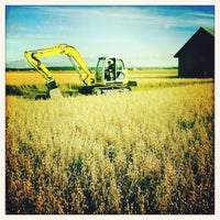 Photo taken at Catermass Pilot Field by Vincent on 8/28/2012