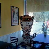 Photo taken at Pop's Burgers & Fries by Matt H. on 4/6/2012