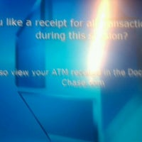 Photo taken at Chase Bank by Mecs B. on 3/23/2012