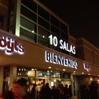 Photo taken at Cine Hoyts by Pedro Pablo L. on 8/12/2012