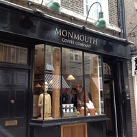 Photo taken at Monmouth Coffee Company by Sumi Y. on 3/31/2012