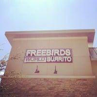 7/6/2012 tarihinde Jason G.ziyaretçi tarafından Freebirds World Burrito'de çekilen fotoğraf