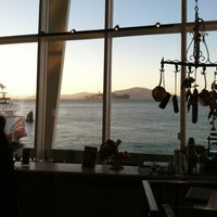 Photo taken at Franciscan Crab Restaurant by Tedd H. on 9/7/2012