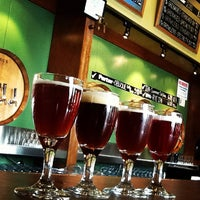 Photo taken at Cascade Brewing Barrel House by BrennerBrewing C. on 7/1/2012