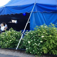 Photo taken at Cape Cod Melody Tent by Terry P. on 7/6/2012
