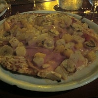 Photo taken at Pizzeria Rembrandt by Jose P. on 8/18/2012