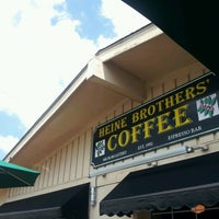 Photo taken at Heine Brothers' Coffee by Lise L. on 7/21/2012