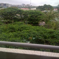 Photo taken at Sheraton Abuja Hotel by Ahmed S. on 6/27/2012