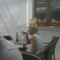 Photo taken at Caffe Bar RIVA by Luka P. on 7/15/2012