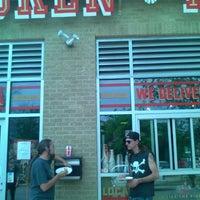 Photo taken at Hoboken Pie by Powderburn on 3/17/2012