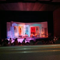 Photo taken at Rialto Center for the Arts by LiLi C. on 7/20/2012