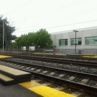 Photo taken at SEPTA/Amtrak: Ardmore Station by Dawain J. on 9/2/2012