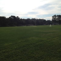 Photo taken at LMSA Soccer by Mike C. on 8/25/2012
