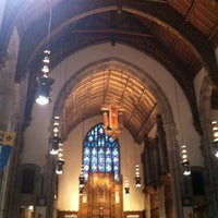 Photo taken at St. Mary Church by Elizabeth S. on 5/20/2012