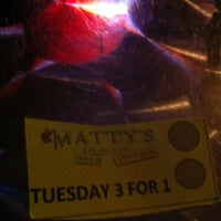 Photo taken at Matty's on the Drive by Christina W. on 7/11/2012