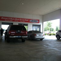 Photo taken at Naples Nissan by Joey K. on 5/31/2012