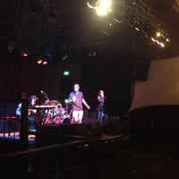Photo taken at Alhambra Mt. Tabor Theater by Johnny H. on 5/20/2012