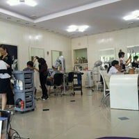 Photo taken at Dada Hair Group by KHOA N. on 3/24/2012