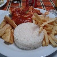 Photo taken at Baiah Brasa Restaurante by Jonatas S. on 5/15/2012