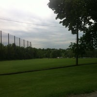 Photo taken at Allentown Municipal Golf Course by Gina C. on 6/1/2012