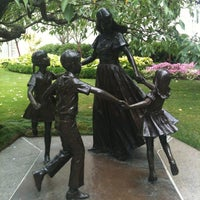 Photo taken at Seattle Washington Temple by Michael C. on 9/10/2012