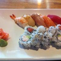Photo taken at Wasabi Hinkaku by Erin D. on 6/7/2012