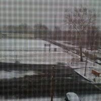 Photo taken at Snowpocalypse 2012 by Lipstick on 2/13/2012