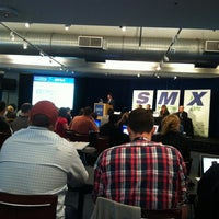 Photo taken at SMX Advanced 2012 by Mariano S. on 6/5/2012