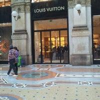 Photo taken at Louis Vuitton by Fabio V. on 5/18/2012