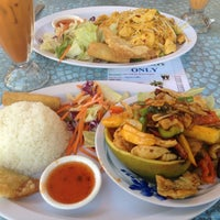 Photo taken at Siam Taste Thai Cuisine by Catherine M. on 7/31/2012