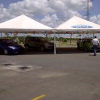 Photo taken at Estacionamiento by Tany V. on 7/17/2012
