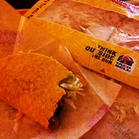 Photo taken at Taco Bell by KiwiKiwi I. on 2/11/2012