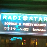 Photo taken at Radio Star Karaoke by Adam C. on 5/19/2012