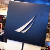 Photo taken at Nautica Outlet by Wilfred W. on 5/12/2012
