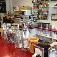 Photo taken at Flywheel Creamery by Sam S. on 7/22/2012