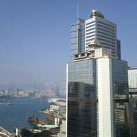 Photo taken at JW Marriott Hotel Hong Kong by Pavlo S. on 4/22/2012
