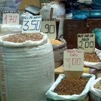 Photo taken at Mercado Municipal de Aracaju by Isac L. on 8/18/2012